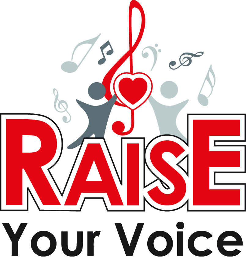 Raise Your Voice Logo v3