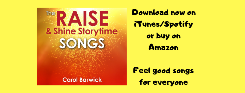 Raise and shine songs advert